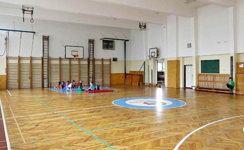 Sportovišně Gymnazium Svitavy