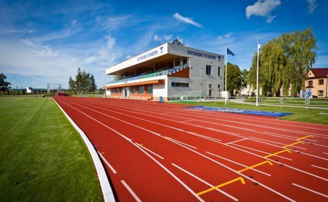 Sportoviště stadion Svitavy